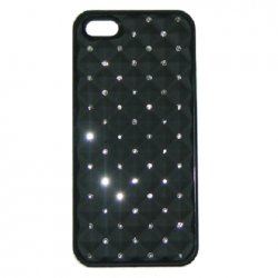 Θήκη iphone 5, 5s Faceplate Diamond Black